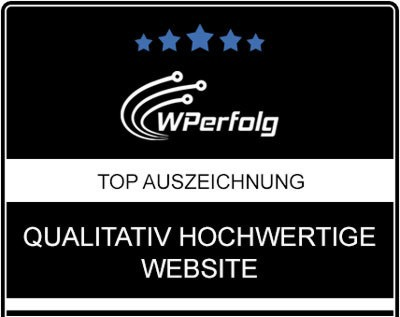 Zertifikat WPerfolg