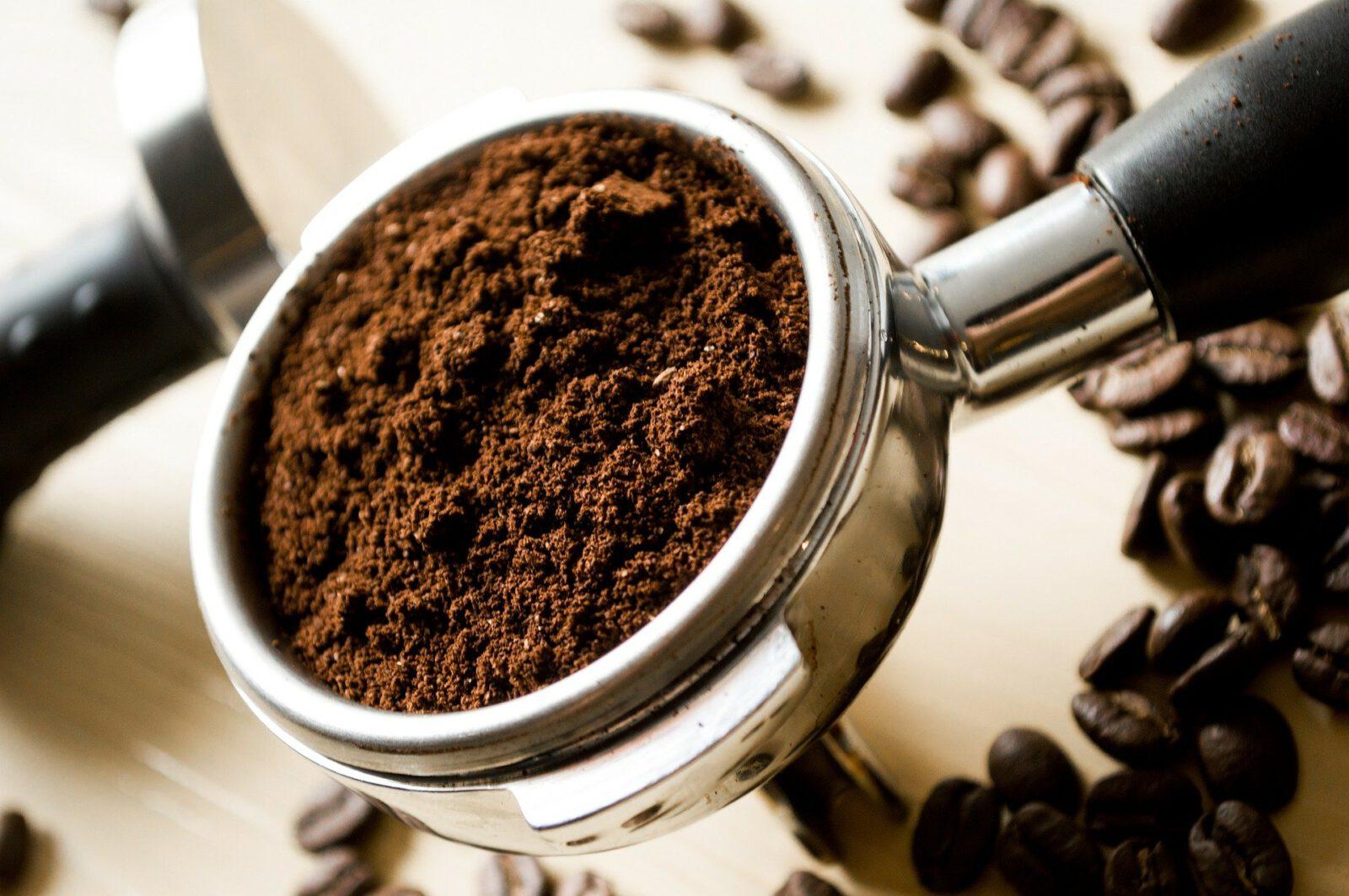 Kaffeefleck-Kaffeespezialitäten