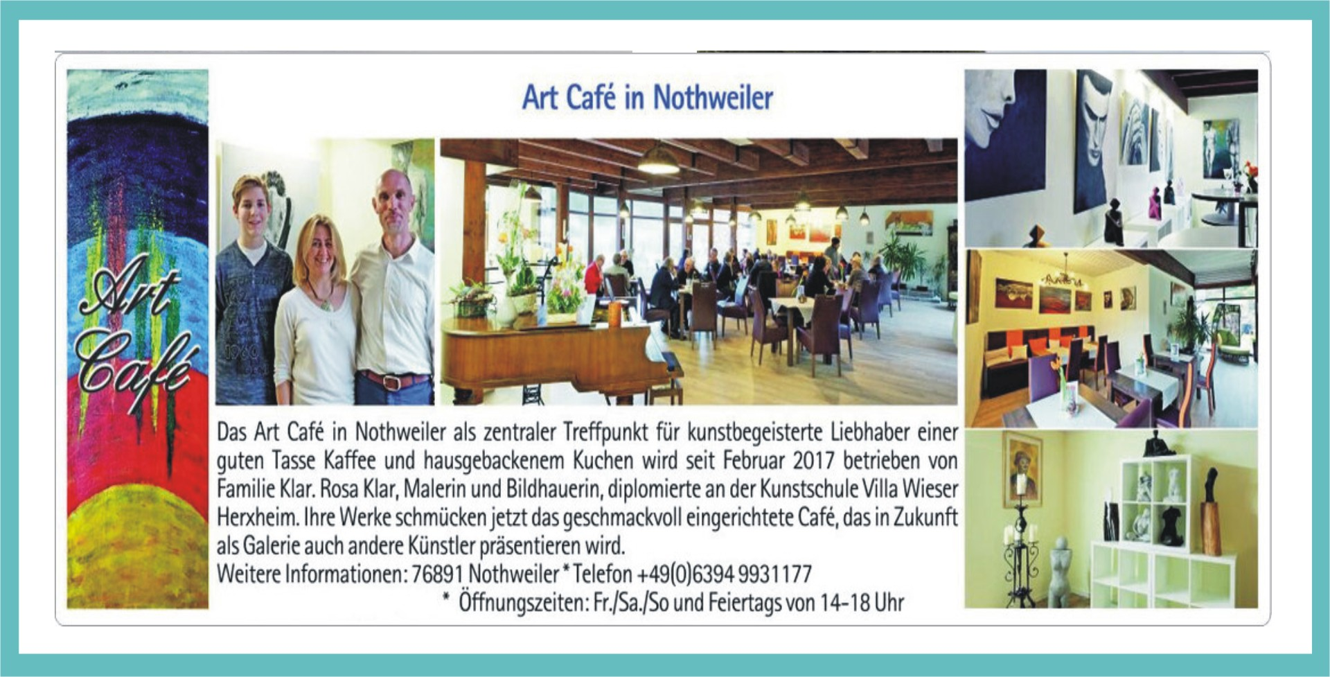 Art Cafe Nothweiler