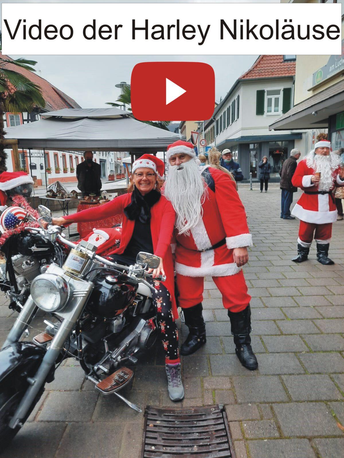 Video der Harley Nikoläuse