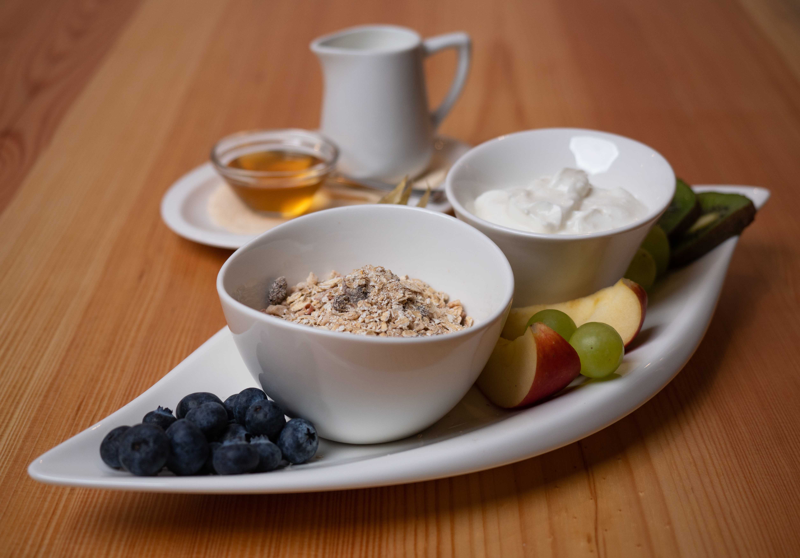 Fleck-Frühstück