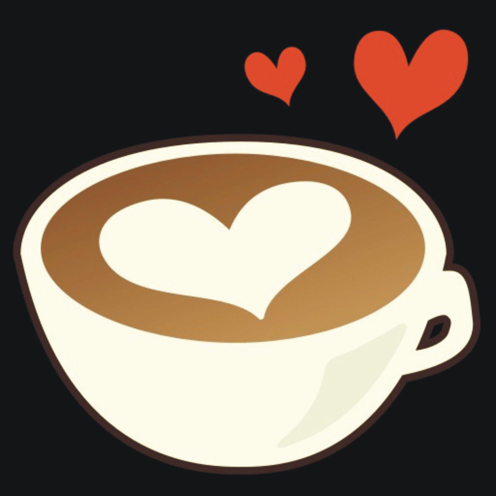 Kaffeesticker